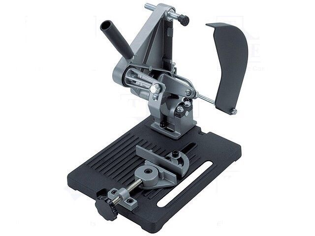 Wolfcraft precision Angle Grinder Stand Craft Arts Diy Hobby Tiles Etc