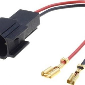 Car Radio Speaker adapters for Vauxhall Opel Pair of Converter Looms Leads 2012>