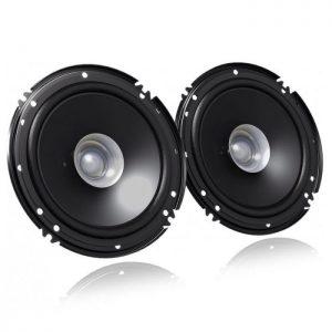 Jvc Cs-J610x Car Radio Stereo Pair Of New speakers 2-way 160mm 16cm 300w Round