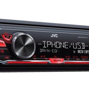Jvc Kd-X241 Digital car stereo RDS tuner USB Aux-In Ipod Android New Model