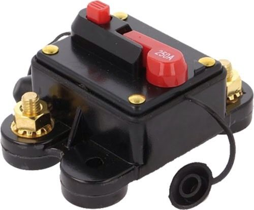 Professional Circuit Breaker 80 Amp 12v-48v Automatic Trip Out Fuse Amps Etc