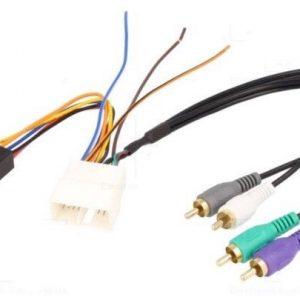 Toyota Oem Bose Active System Adaptor Active system adaptor Convertor
