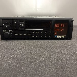 Blaupunkt Old Classic Vintage Car Radio Cassette Player Model Oslo Rcc 24