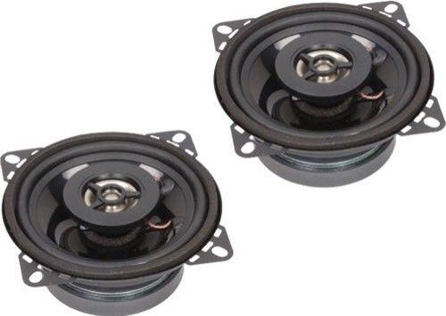 Car Radio Stereo Pair Of speakers 2-way 100mm 4 Inch 100 Watts Power New pair