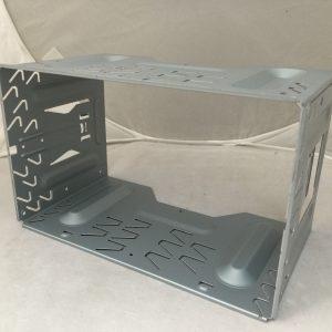 Sony Wx-800ui Car Radio Stereo  Double Din Genuine Sony Mounting Cage Bracket