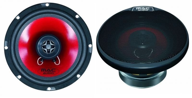 Car Radio Stereo Speakers Mac Audio Apm Fire 16.2   220 Watts 2 Way