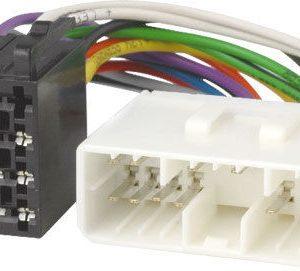 Daewoo Car Radio Stereo Cd Player Wiring Harness Loom ISO Adaptor Wire Lead