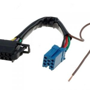 VW Audi CD multichanger Adaptor Conversion Lead 8 Pin To 12 Pin Changer Wire