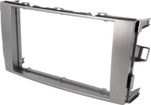 Toyota Auris 2007-2012 Double Din Facia Stereo Adaptor Trim Convertor Surround
