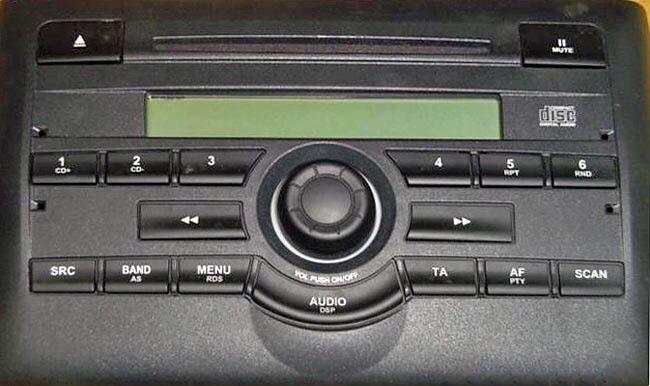 Fiat Stilo Cd Player Cassette Player car radio stereo decode code Service