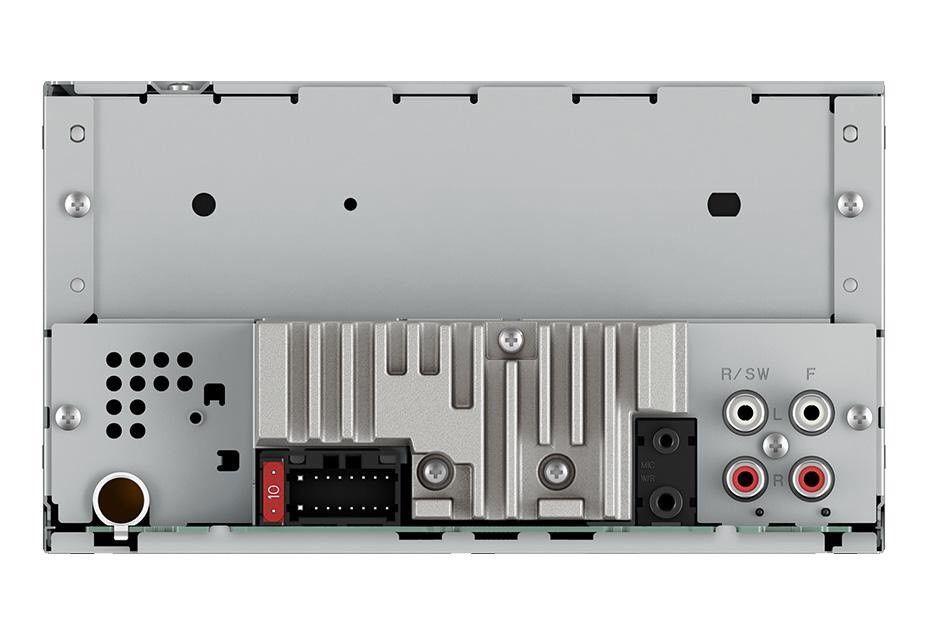 Pioneer Bluetooth Car Radio Cd Mp3 Usb Aux Player Double Din Fh-X730bt Spotify