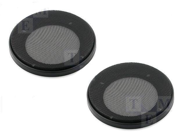 Car Stereo Radio Loud speaker 10cm 4 Inch 100mm size New Mesh Covers