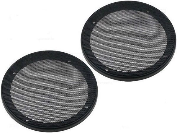 Car Radio Stereo speaker Covers 16.5 cm 6.5 Inch 165mm New Mesh Covers