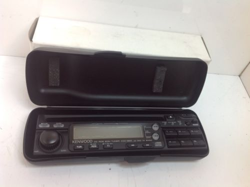 Kenwood Kdc-5050 Tdf-5050 Car Radio Cd Player Complete Front Face Assembly New