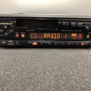 Pioneer Keh-P3730r Old Classic Vintage Radio Cassette Player Cd Changer Control