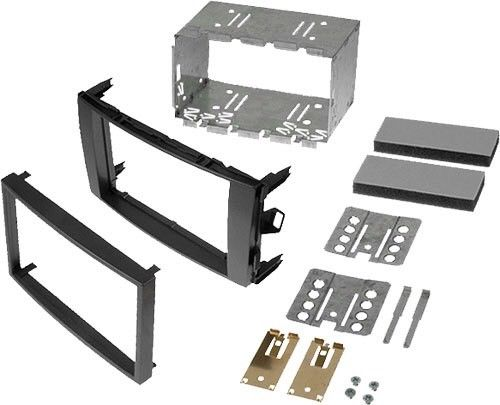 Toyota Auris 2007-2012 Double Din Car Radio  Facia Mounting Cage Kit Complete
