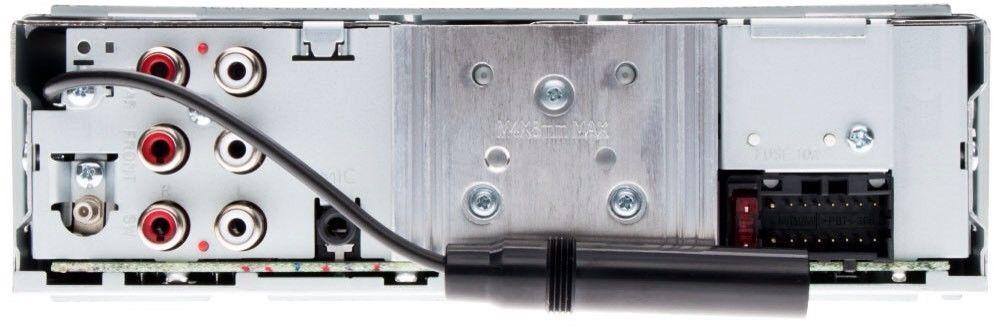 Jvc Kd-Db98bt Car Radio Stereo Cd Mp3 Front Usb Aux In Player Bluetooth Dab+