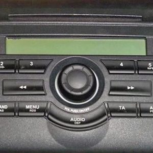 Fiat Stilo Cd Player Cassette Player car radio stereo decode code Service