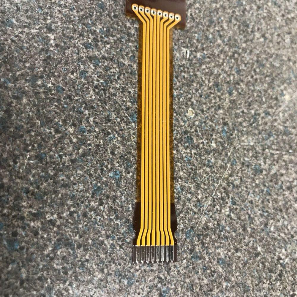 Pioneer Keh-P6600r Keh-P6600rs Face Front Flexi Repair Ribbon Tape