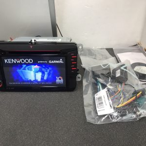 Kenwood Dnx516dabs Double Din Sat Nav Bluetooth Dab Dvd Touchscreen MP3 Usb Vw