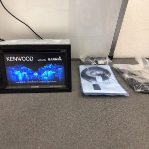 Kenwood Dnx4150dab Double Din Sat Nav Bluetooth Dab Dvd Touchscreen MP3 Usb Aux