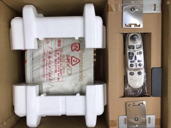 Panasonic Cn-Dv2000EN New Unused Old Stock Boxed Add On Sat Nav Dvd Player