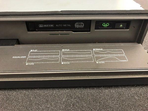 Alpine Rare Tda-5641 Ai-Net Cassette Graphic Equaliser Preset Curves Add On