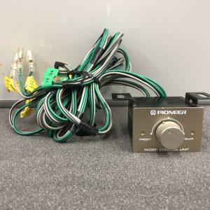 Old Pioneer Ad-940 Car Radio Amp Balancer Adaptor Centrate Retro Classic Pioneer
