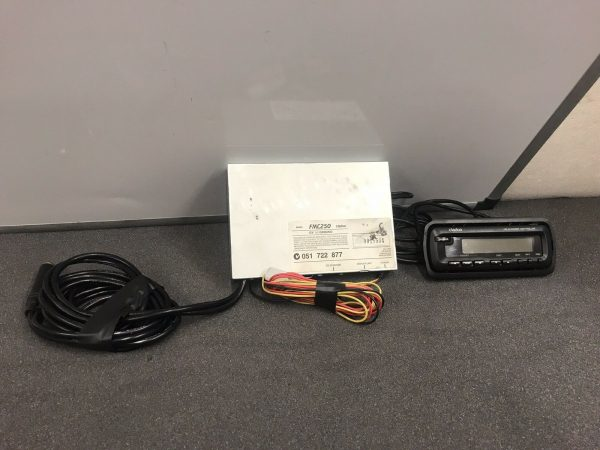 Old Clarion Fmc250 Retro Classic Cd Changer Frequency Modulator Control Kit