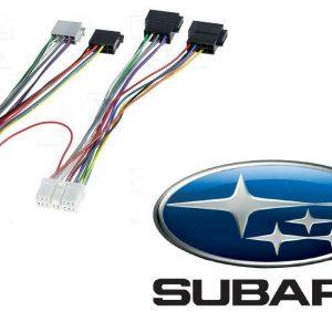 Subaru Handsfree SOT Bluetooth Break out Wiring Harness adaptor lead 1993 Onward
