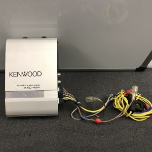 Kenwood Lac-424 Old Classic Vintage Amp Amplifier 2 Channel Small Amp Booster