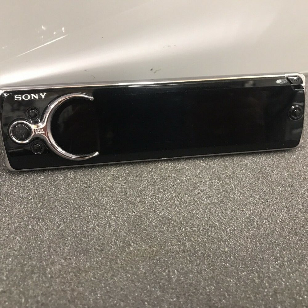 Sony Cdx-Ca900 Xplod Car Radio Stereo Face Front Panel complete Cdxca900