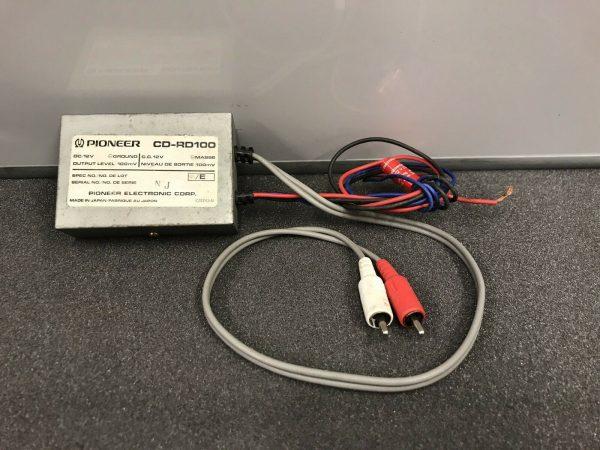 Old Pioneer Cd-Rd100 Component Controller Module Adaptor Convertor