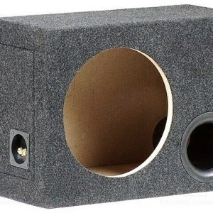 12 Inch 300mm Sub Car radio stereo speaker Sub Box Subwoofer Enclosure For Bass